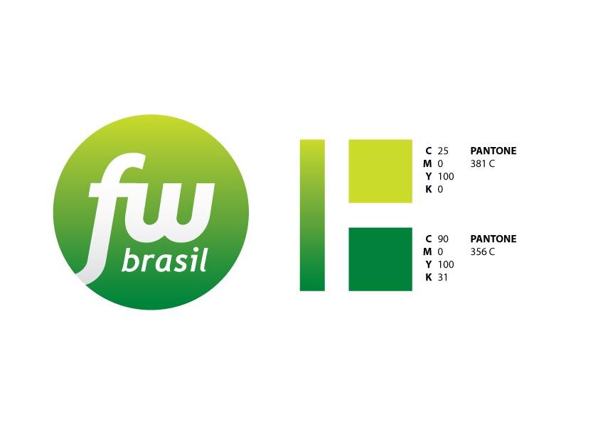 criação de logotipo para FW Brasil
