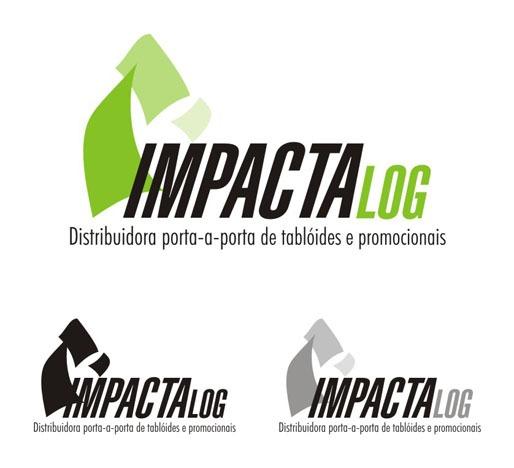 Criação de logo para Impacta